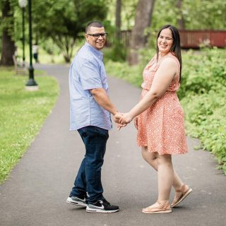 11 short days until these two are walking down the aisle hand in hand as husband and wife!#weddingphotographer #engaged #engagementphotos #engagmentphotography #photography #photographer #portraitphotography #photoshoot #photooftheday #photogram