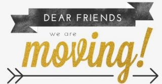 We're moving! On July 13th, we'll be moving to our new studio space.More updates to follow soon!